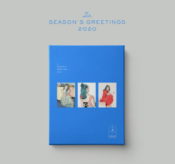 IU 2020 SEASON'S GREETINGS