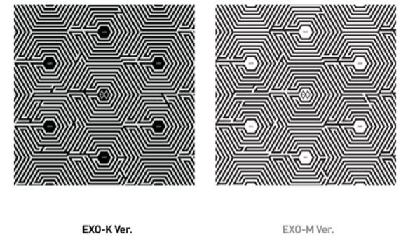 엑소 엠 EXO-M Mini Album Vol. 2 - Overdose (CHINESE VER)