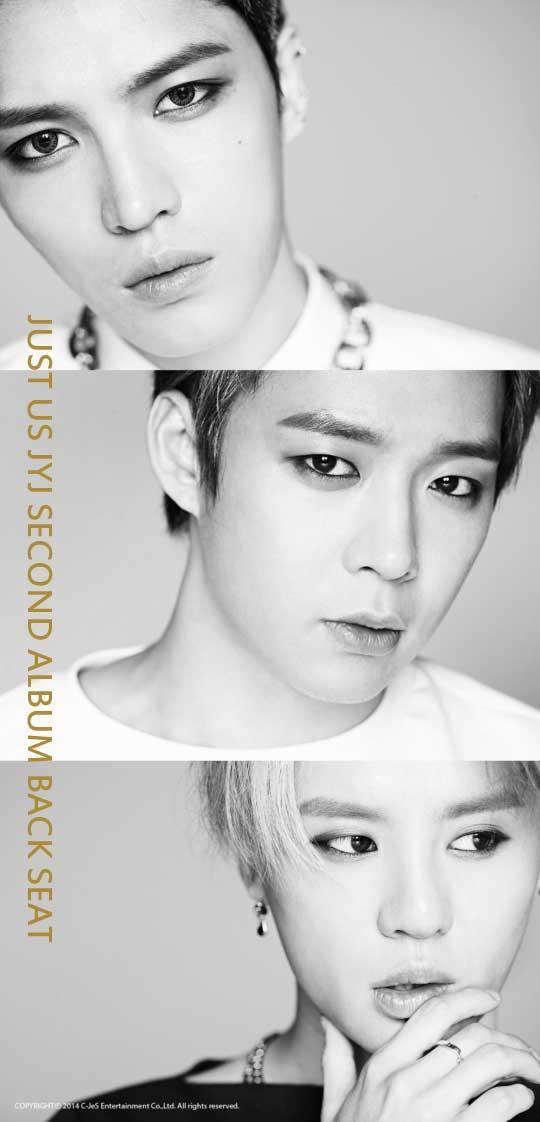 제이와이제이 JYJ Just Us Unfolded Poster