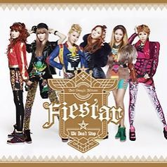 피에스타 Fiestar Single Album Vol. 2 - We Don't Stop