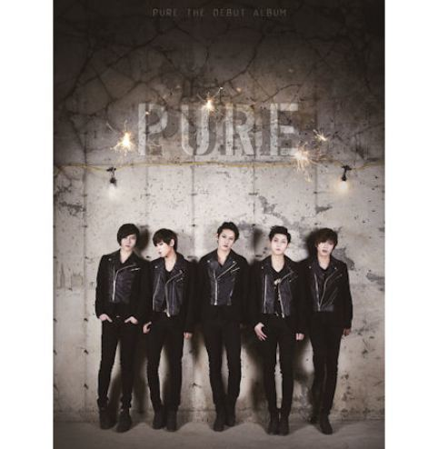 퓨어 Pure The Debut Album