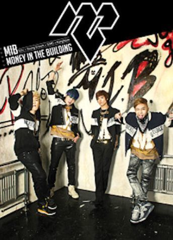 엠아이비(M.I.B) - Money In The Building [2nd Mini Album]