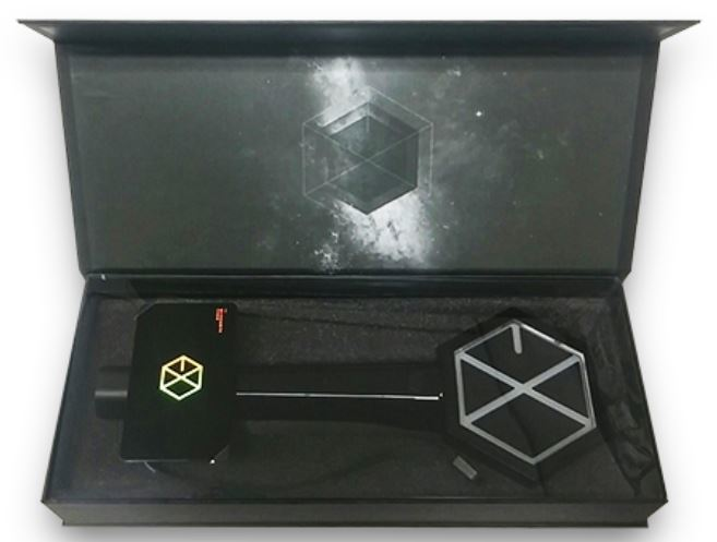 엑소 EXO OFFICIAL LIGHTSTICK [GLOW LAMP]