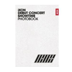 아이콘 iKON PHOTO BOOK [iKON SHOWTIME DEBUT CONCERT MD]