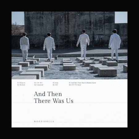 [Pre-Order] Hoppipolla 2nd Mini Album - AND THEN THERE WAS US