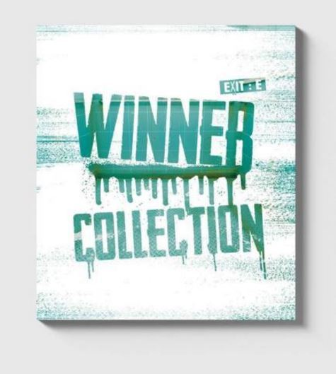 WINNER EXIT : E COLLECTION Limited Edition Photobook