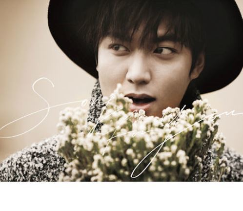 이민호 Lee Min Ho - Song For You (CD + DVD)