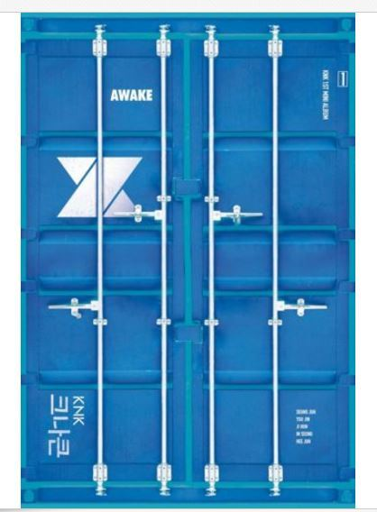크나큰 KNK: 1ST Mini Album [Awake] (CD + Photobook)