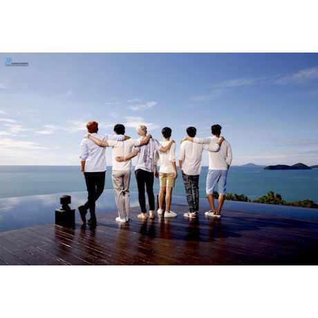 투피엠 2PM - 365 Days With 2PM (Seasons Greeting 2015 From Phuket)