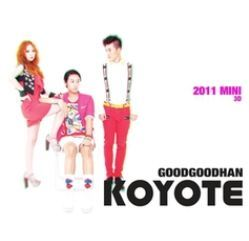 코요태 Koyote  Mini Album - Good Good Han Koyote