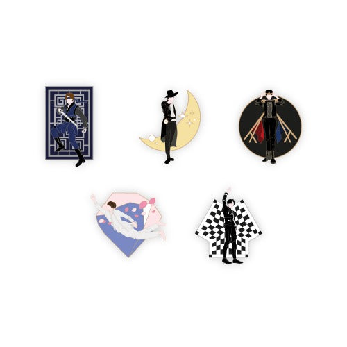 [Pre-Order] The Boyz Special Edition Official Merchandise - Concept Badge