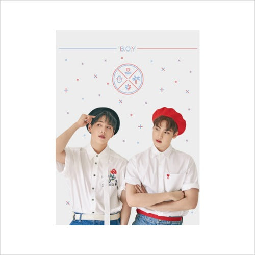 [Pre-Order] B.O.Y 2020 SEASON'S GREETINGS