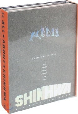 신화 All About Shinhwa From 1998 To 2008 (6 DVDs + 7 Photo Cards) (Korea Version)