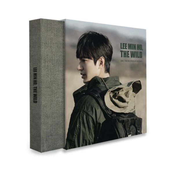 이민호 LEE MIN HO - THE WILD (DMZ, THE RECORDS OF 500 DAYS) PHOTOBOOK [LIMITED EDITION]