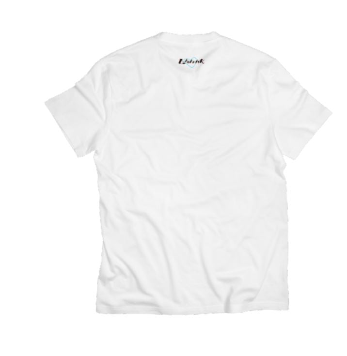 BLACKPINK  YG Official Goods SQUAREUP BLACKPINK T-SHIRTS TYPE 2 (WHITE)