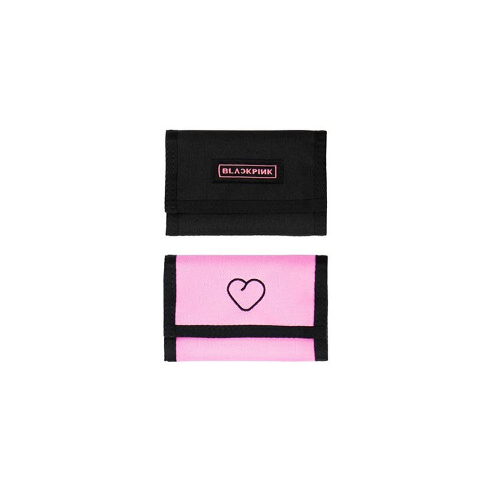 BLACKPINK [IN YOUR AREA] OFFICIAL GOODS - TRIFOLD WALLET 2