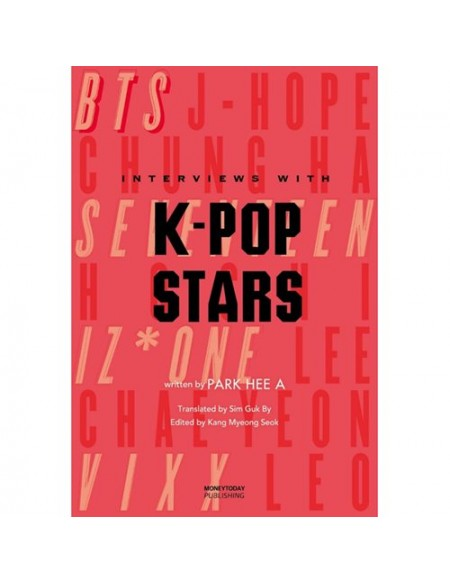 [Pre-Order] Idol on Stage : Interviews with K-Pop Stars (English Edition)