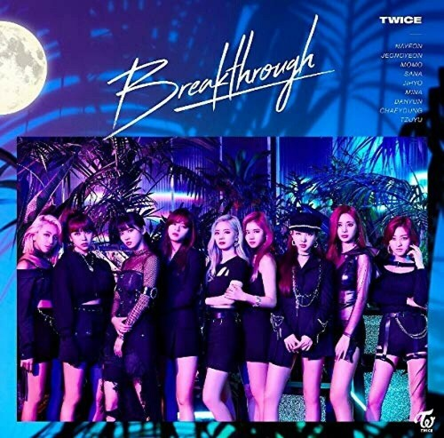 [Japan Import] TWICE - BREAKTHROUGH