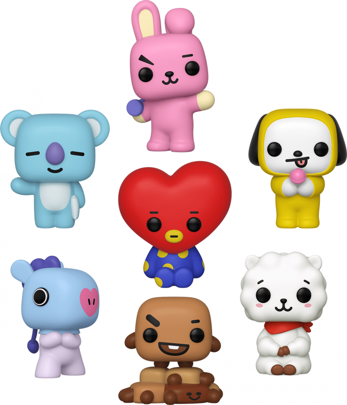 BT21 Official Merchandise - Funko Pop Vinyl Figure