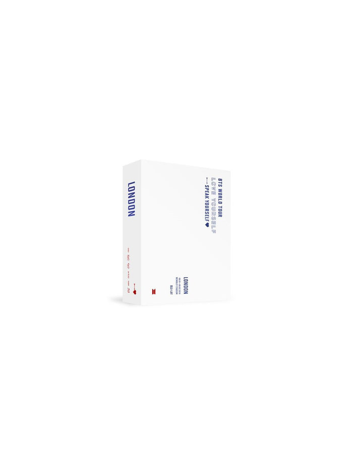 [Pre-Order] BTS World Tour Love Yourself - Speak Yourself London Blu-Ray