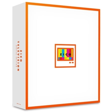 [ 지코 ZICO TELEVISION SPECIAL EDITION[CD + DVD]