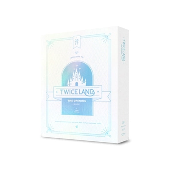 [Pre-Order] 트와이스TWICE - TWICELAND : THE OPENING CONCERT BLU-RAY (2 DISC)