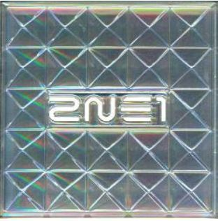2NE1 1st Mini Album - 2NE1