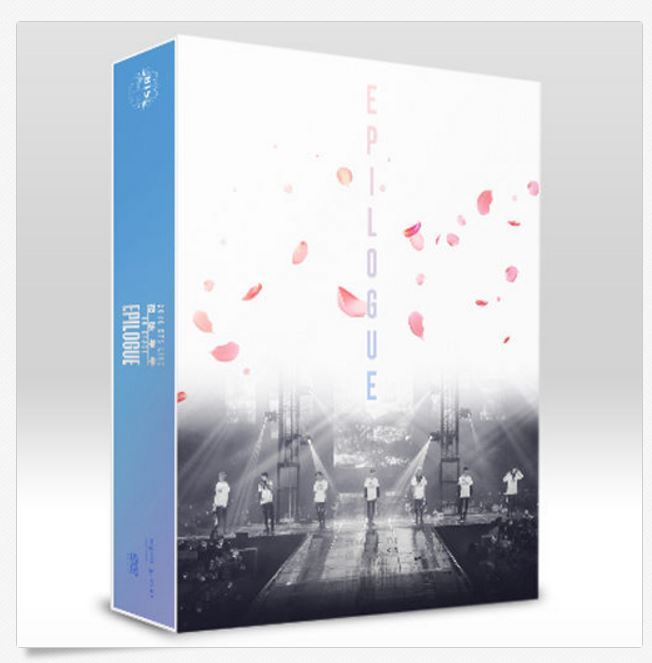 ]BANGTAN BOYS BTS - 2016 BTS LIVE 花樣年華 ON STAGE:EPILOGUE CONCERT BLU-RAY DVD
