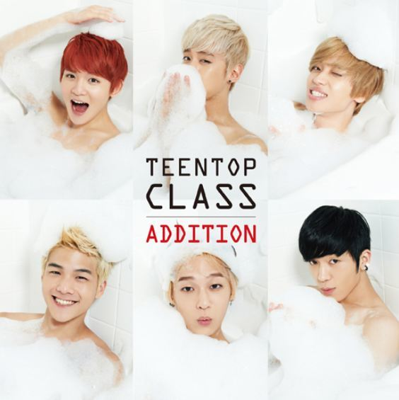 틴탑 TeenTop Mini Album Vol. 4 (Repackage) - TeenTop Class Addition