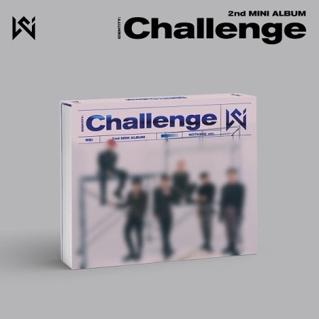 WEi 2nd Mini Album - IDENTITY : Challenge