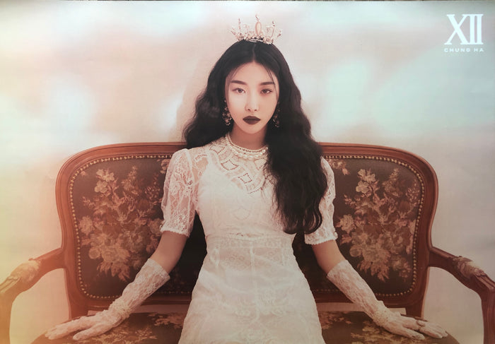 CHUNGHA 2ND SINGLE ALBUM [벌써 12시] OFFICIAL POSTER