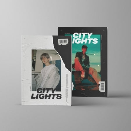 [Pre-Order] [Re-release] BAEKHYUN 1st Mini Album - City Lights (Random Version)