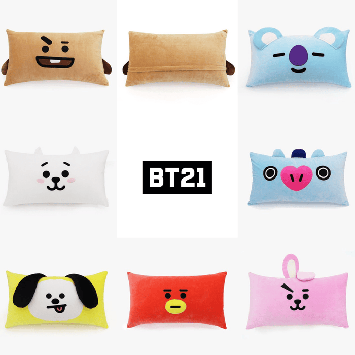 [Pre-Order] BT21 X HOMEPLUS LARGE CUSHION