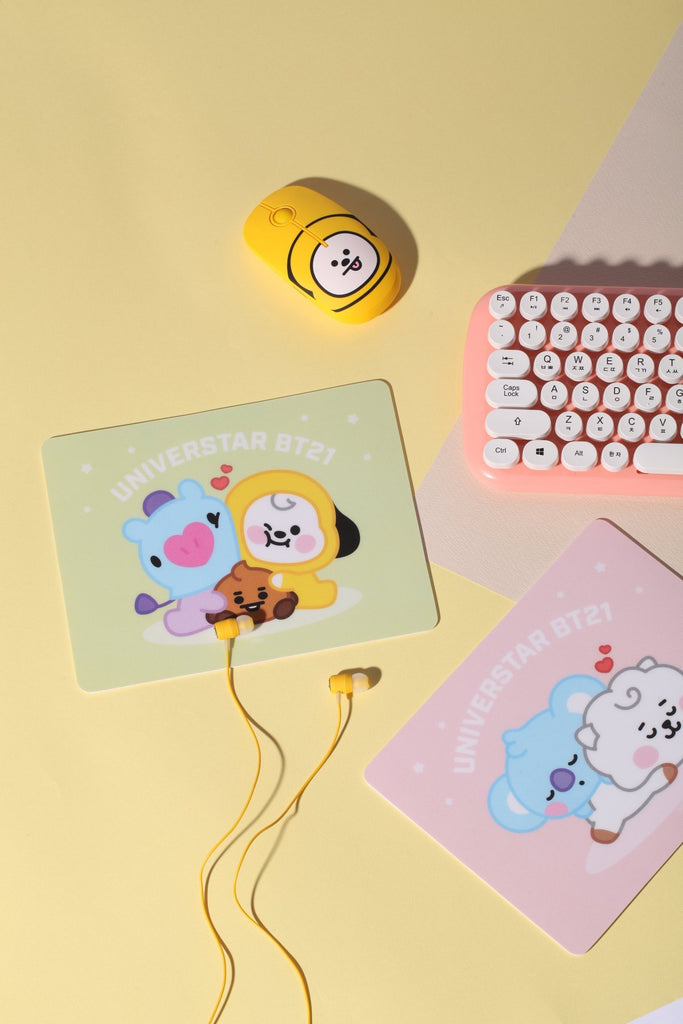 BT21 Official Merchandise - Baby Mouse Pad