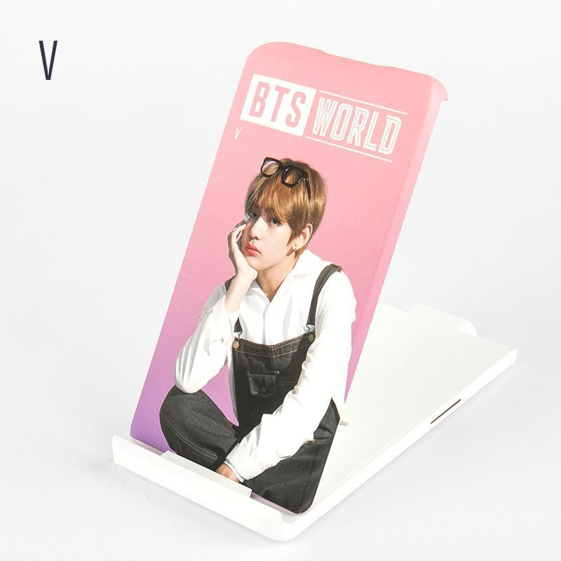 BTS World Goods - High Speed Wireless Charging Stand