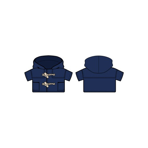 DAY6 Official Merchandise - Denimalz Costume Duffle Coat (2020 Winter Edition)