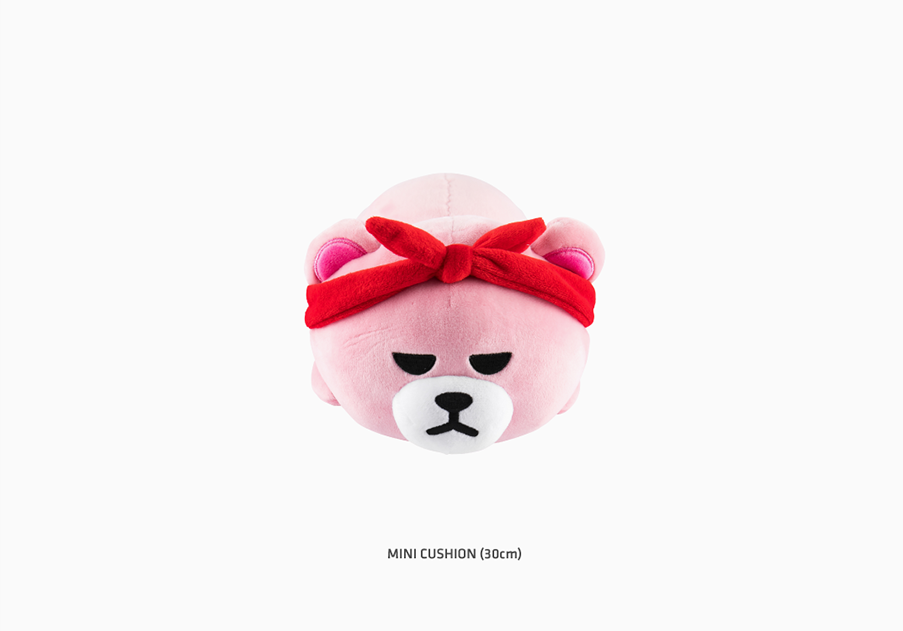 Blackpink [in Your Area] Krunk X Blackpink Official Goods - Mini Cushion