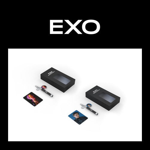 EXO Official Goods - Photo Projection Keyring