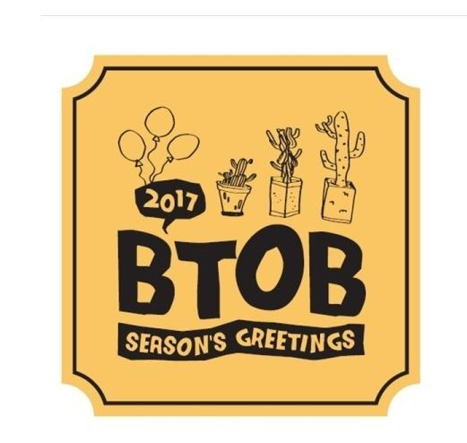 BTOB -2017 BTOB SEASON'S GREETINGS