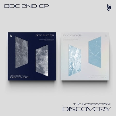 [Pre-Order] BDC 2nd EP Album - THE INTERSECTION : DISCOVERY