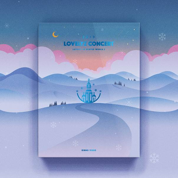 [KIHNO] 2019 LOVELYZ CONCERT - LOVELYZ in Winter Land 3 Kihno Kit