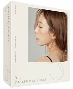 [KIHNO] TAEYEON – 's…TAEYEON CONCERT VIDEO Kihno Kit