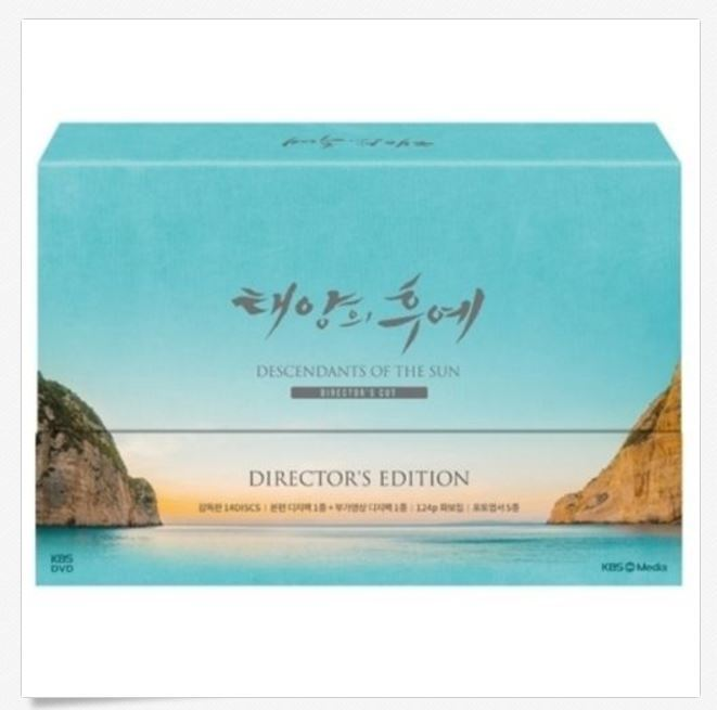 태양의 후예  Descendants Of The Sun [director's cut]