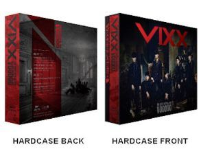 빅스 Vixx - The First Special DVD: VOODOO (DVD) (2-Disc) (Korea Version)