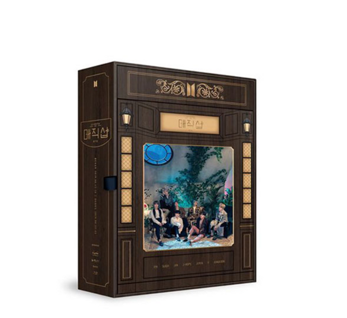 [Pre-Order] BTS 5th Muster - Magic Shop Blu-Ray