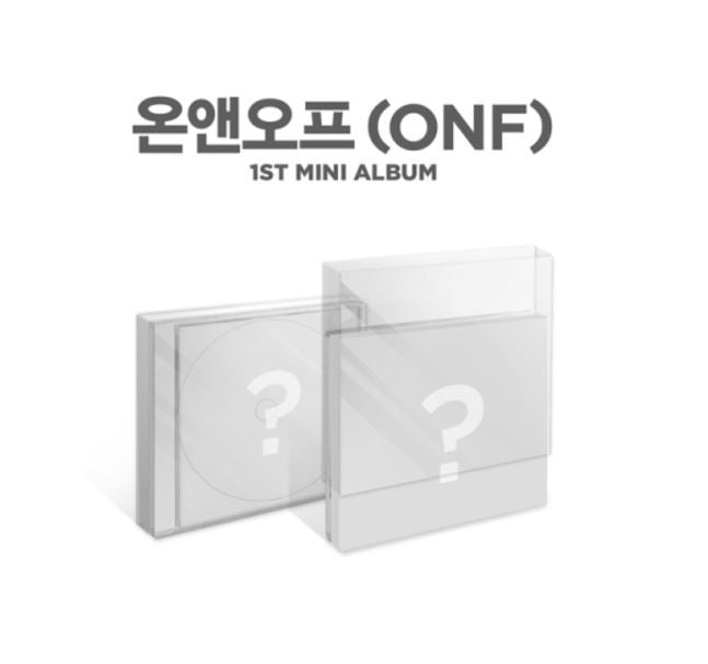 온앤오프ONF-[On/Off] 1st Mini Debut Album