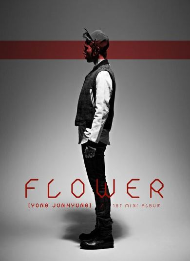 용준형 Yong Jun Hyung Mini Album Vol. 1 - Flower
