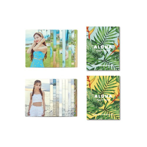[Pre-Order] TWICE Twaii's Shop Goods - Lenticular Photocard Set