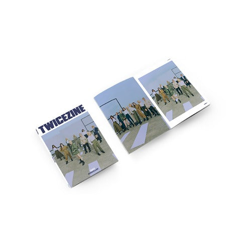 TWICE 2020 World in A Day Official Merchandise  -TwiceZine