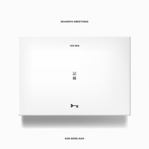 [Pre-Order] KIM DONG HAN 2020 SEASON'S GREETINGS